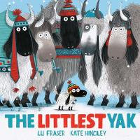 The Littlest Yak: The perfect book to...
