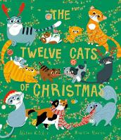 The Twelve Cats of Christmas: Full of...
