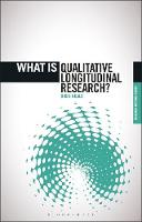 What is Qualitative Longitudinal...
