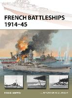 French Battleships 1914-45