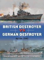 British Destroyer vs German ...