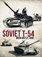 Soviet T-54 Main Battle Tank