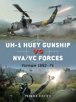 UH-1 Huey Gunship vs NVA/VC Forces:...