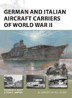 German and Italian Aircraft Carriers...