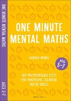 One Minute Mental Maths for Ages 5-7:...