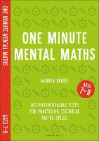 One Minute Mental Maths for Ages 7-9:...
