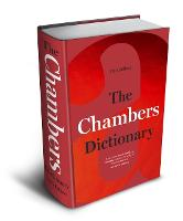 The Chambers Dictionary (13th...