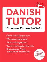 Danish tutor: grammar & vocabulary...