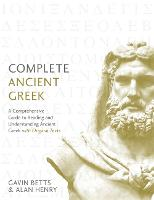 Teach Yourself complete Ancient Greek