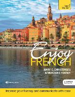 Enjoy French Intermediate to Upper...