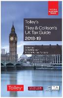 Tiley & Collison's UK Tax Guide 2018-19