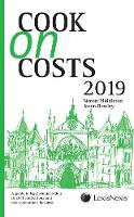 Cook on Costs 2019