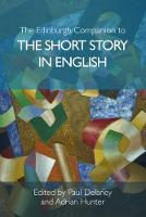The Edinburgh Companion to the Short...