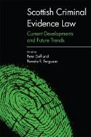 Scottish Criminal Evidence Law:...