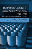 The Harvard Lectures of Alfred North...