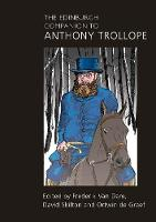 The Edinburgh Companion to Anthony...