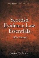 Scottish Evidence Law Essentials