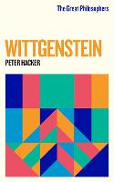The Great Philosophers: Wittgenstein