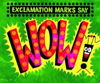 Exclamation Marks Say