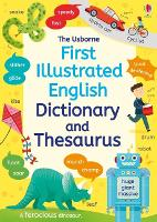 First Illustrated Dictionary and...