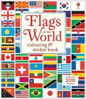 Flags of the World Colouring & ...
