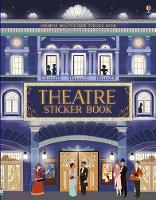 Doll's House Sticker Book Theatre