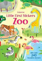 Little First Stickers Zoo
