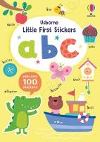 Little First Stickers ABC