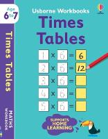 Usborne Workbooks Times Tables 6-7