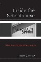 Inside the Schoolhouse: What Great...