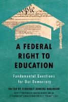 A Federal Right to Education:...