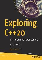 Exploring C++20: The Programmer's...