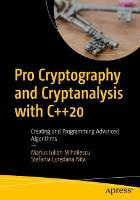 Pro Cryptography and Cryptanalysis...