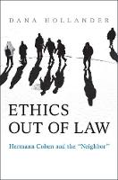 Ethics Out of Law: Hermann Cohen and...