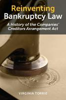Reinventing Bankruptcy Law: A History...