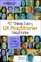 97 Things Every UX Designer Should Know