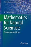 Mathematics for Natural Scientists:...