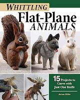 Whittling Flat-Plane Animals: 15...