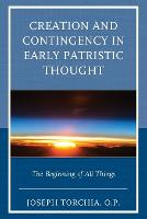 Creation and Contingency in Early...