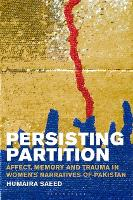 Persisting Partition: Affect, Memory...