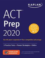 ACT Prep 2020: 3 Practice Tests +...