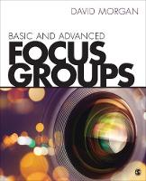Basic and Advanced Focus Groups