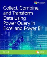 Collect, Combine, and Transform Data...