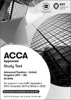 ACCA Advanced Taxation FA2018: Study...