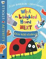 What the Ladybird Heard Next Sticker...