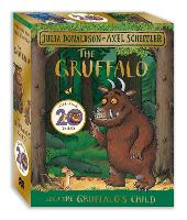 The Gruffalo and the Gruffalo's Child...