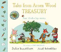 Tales From Acorn Wood Treasury: Four...