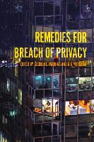 Remedies for Breach of Privacy