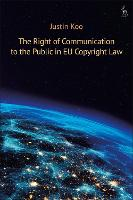 The Right of Communication to the...