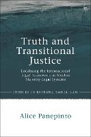 Truth and Transitional Justice